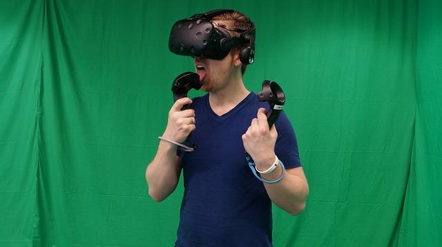 virtuální realitra
